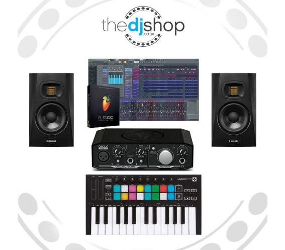 The Bedroom Producer Music Studio Package
