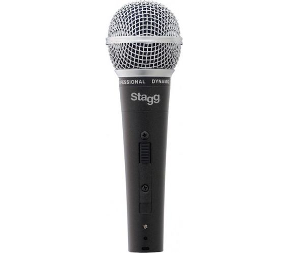 Stagg SDMP10 Plastic Handheld Microphone
