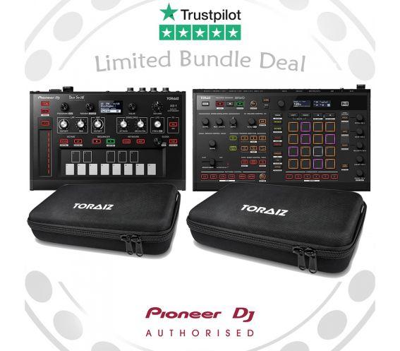 Pioneer TORAIZ AS-1 and SQUID Music Production Bundle