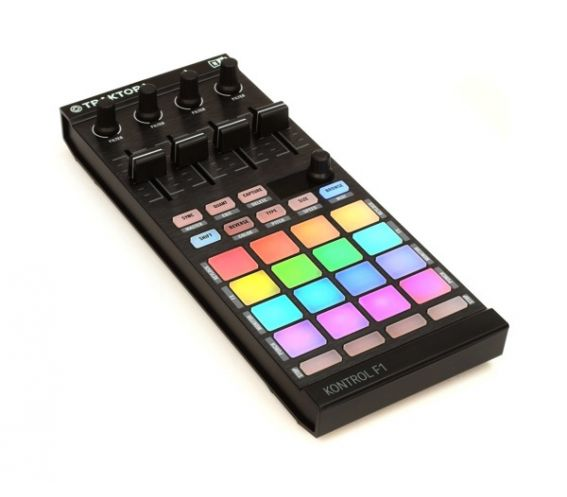 Used - Native Instruments Traktor Kontrol F1 Controller