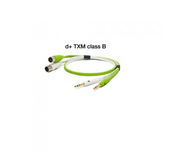 Neo/Oyaide d+ RCA Class B 2m Green