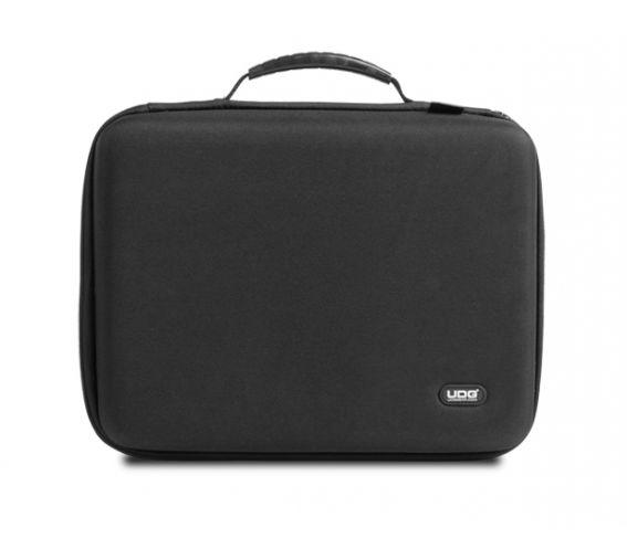 UDG U8419BL Creator DIGI Hardcase Large Black (With 7-Port USB HUB and Power Adapter)