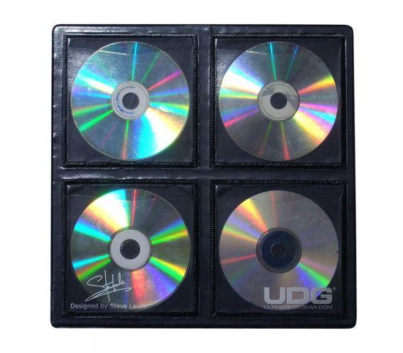 """UDG U9649BL Ultimate 12"""" CD Sleeve"""