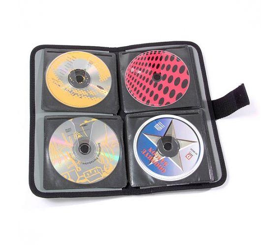 UDG U9980BL CD Wallet 24