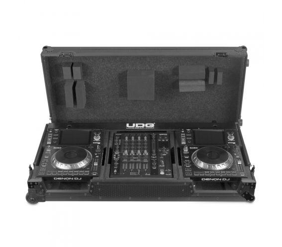 UDG Ultimate Denon SC5000 + X1800 Flight Case Plus