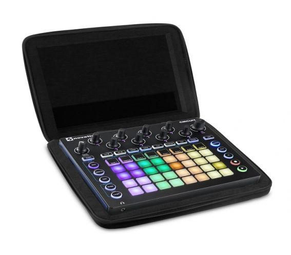 UDG Creator Novation Circuit Hardcase