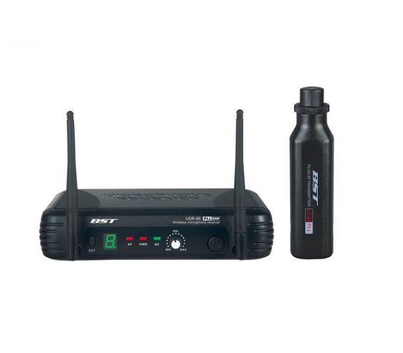 BST UDR 88 Wired to Wireless Microphone System