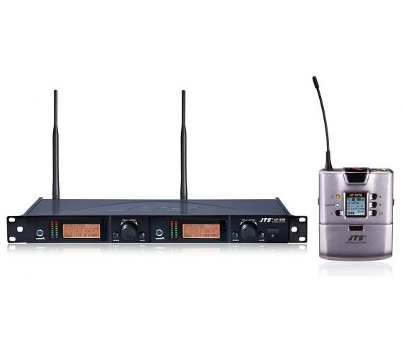 JTS UF-20R Receiver and UF-20TB Transmitter