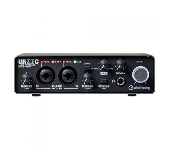 Steinberg UR22C USB 3.0 Audio & MIDI Interface