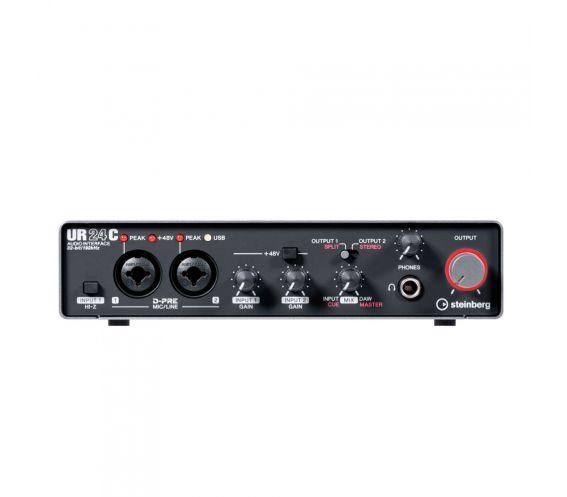 Steinberg UR24C USB 3.0 Audio & MIDI Interface