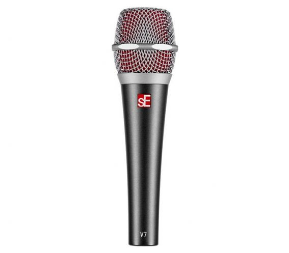 sE Electronics V7 Dynamic Microphone sE Electronics V7 Dynamic Microphone Front