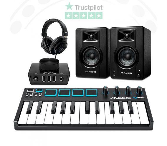Bedroom Producer Music Production Starter Bundle
