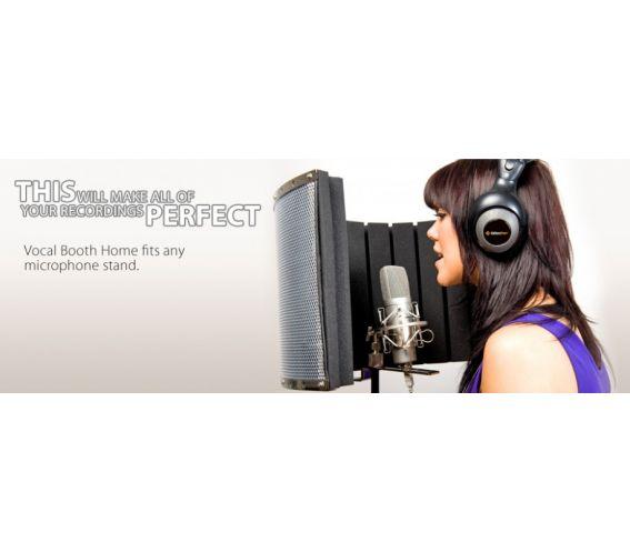 Portable Vocal Booth Home Version / Soundbooth