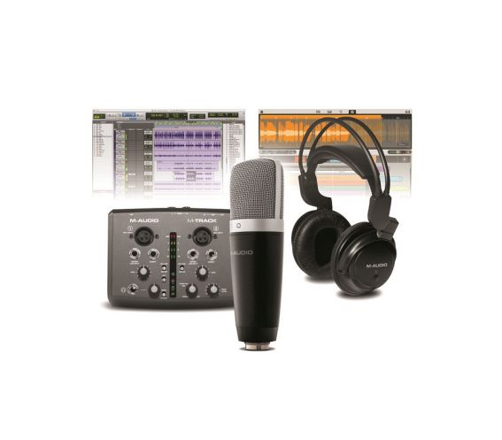 M-Audio Vocal Studio Pro Studio Package 2