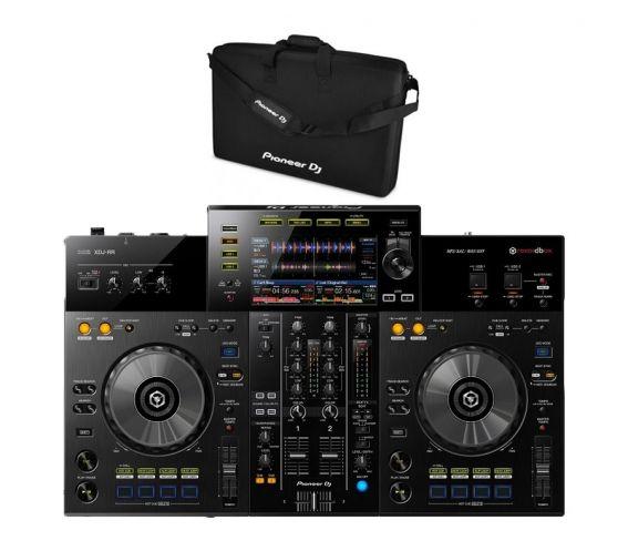 Pioneer XDJ-RR + DJC-RR Carry Case