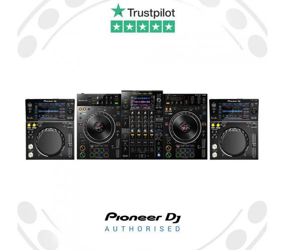 Pioneer XDJ-XZ DJ System and XDJ-700 Bundle Deal