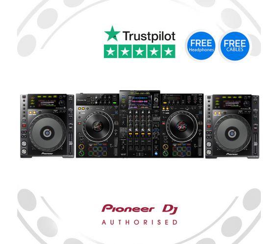 Pioneer XDJ-XZ DJ System and CDJ-850 Bundle Deal