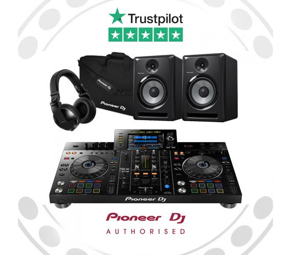 Pioneer XDJ-RX2 Complete DJ Equipment Package