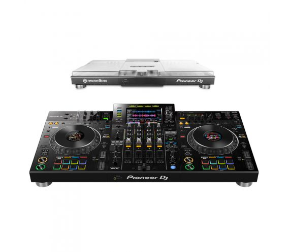 Pioneer XDJ-XZ and Protective Cover Bundle Deal