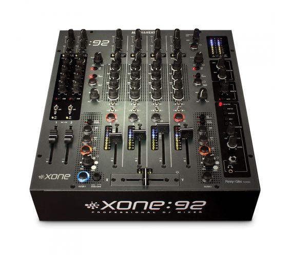 Allen & Heath Xone:92 6-Channel DJ Mixer