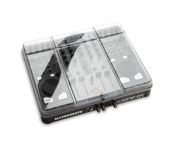 XONE DX SMOKED CLEAR COVER