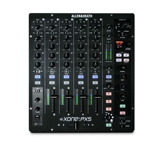 Allen & Heath Xone:PX5 4-Channel DJ Mixer