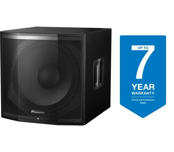 Pioneer XPRS115S Active Subwoofer