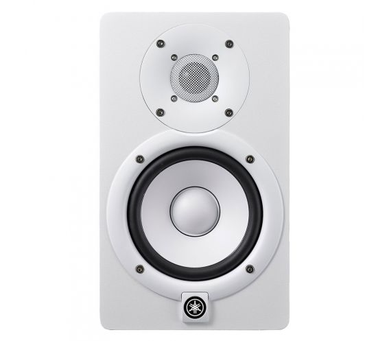 Yamaha - HS5 White Powered Studio Monitor main image