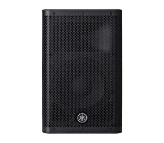 """Yamaha DXR10mk2 10"""" Active PA Speaker front"""