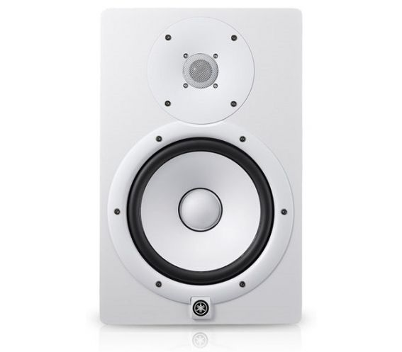 Yamaha HS7 White Active Studio Monitor
