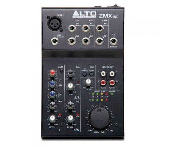 ZMX 52 Mixing Desk