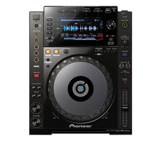 Pioneer CDJ-900NXS Front