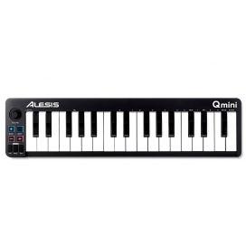 Alesis Qmini Compact 32-Key USB-Midi Keyboard Controller