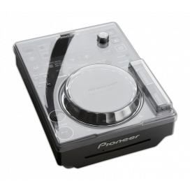 Decksaver Pioneer CDJ-350 Cover Smoked/Clear