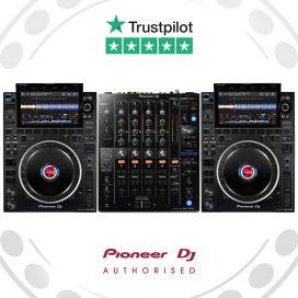 Pioneer CDJ-3000 and DJM-750MK2 Bundle Deal