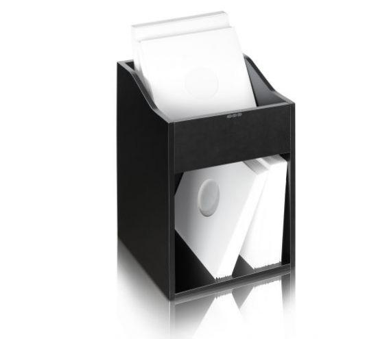 Zomo VS-Box 100/2 Vinyl Storage Solution Black