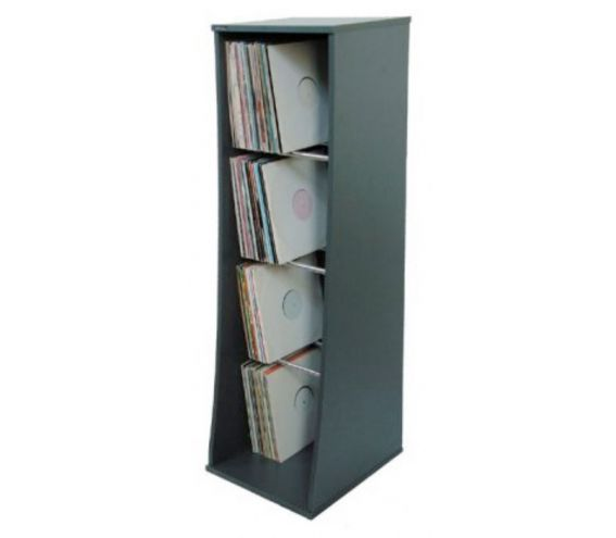 Vinyl Storage Unit (Midnight Grey)