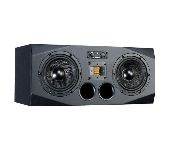 "Adam Audio A77X Nearfield Monitor 3-way, 2x7"" woofer A-Side Main"