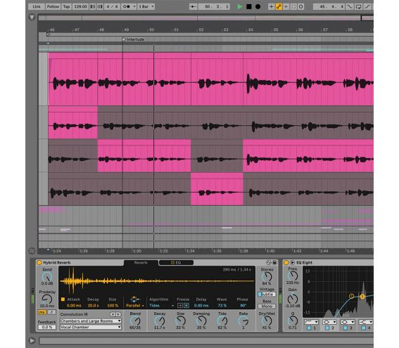 Ableton Live 11 Standard Music Production Software