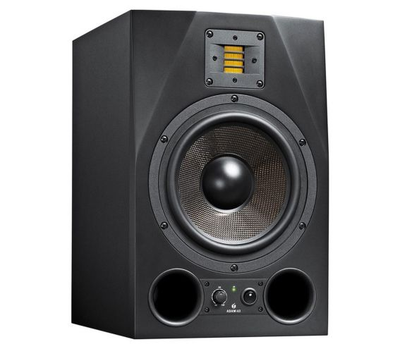 "Adam Audio A8X Nearfield Monitor 2-way 8.5"" woofer Main"
