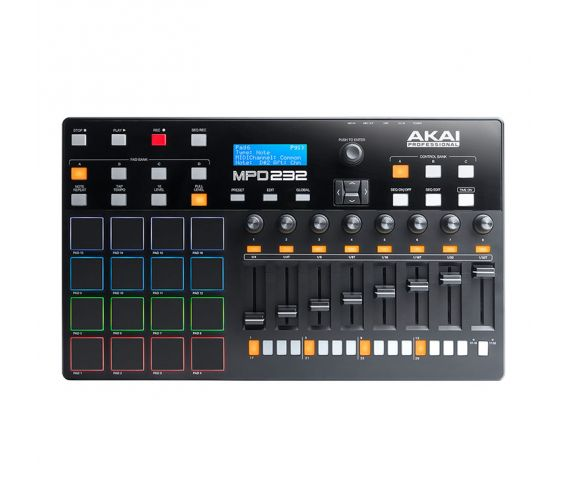 Akai MPD232 Midi Pad Controller