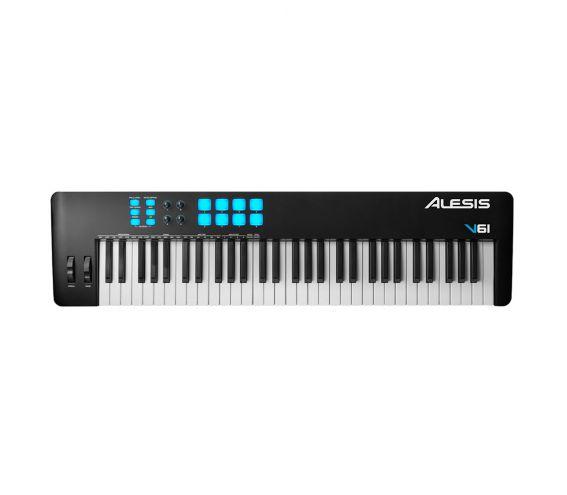 Alesis V61 MKII 61-Key USB-MIDI Keyboard Controller main image