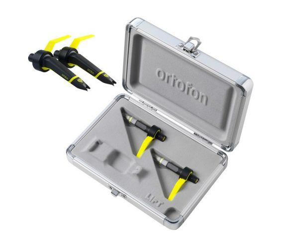 Ortofon DJ Concorde Club MKII Turntable Cartridge Twin Pack