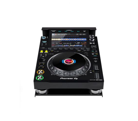 DJC-STS3000P Top Plate with CDJ-3000 Example