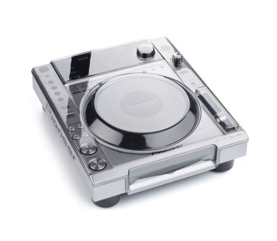 CDJ 850 SMOKED CLEAR COVER