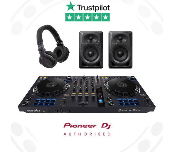 Pioneer DDJ-FLX6, DM-40 and CUE1 Bundle Deal