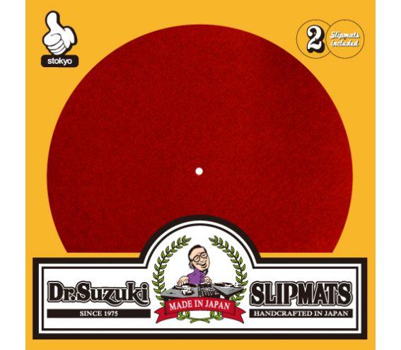 Dr Suzuki Mix Edition Slipmats (Red)