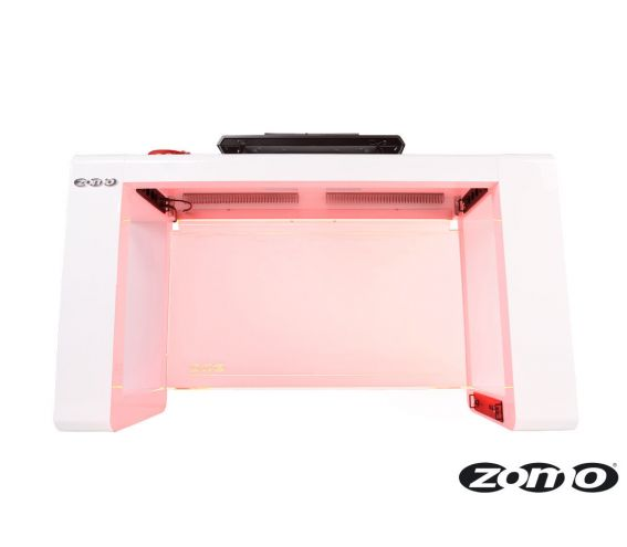 Zomo Acrylic Deck Stand Front Panel Front