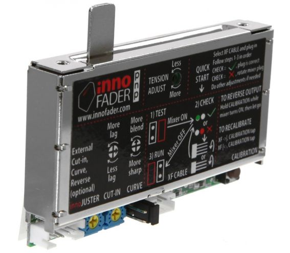 Audio Innovate innoFADER PNP 2 Plug and Play Universal Fit Crossfader