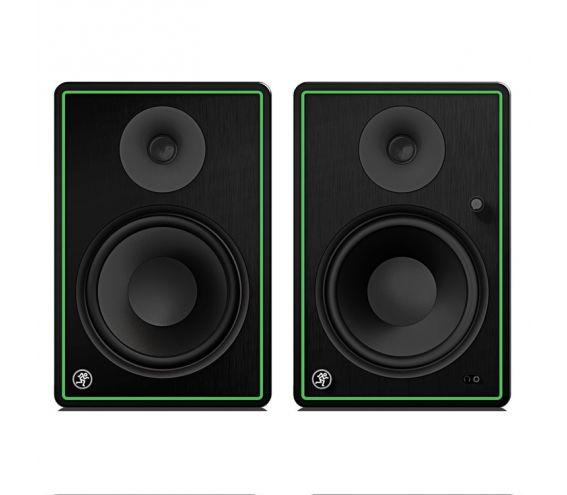 Mackie CR8-X Active Multimedia Monitor Speakers